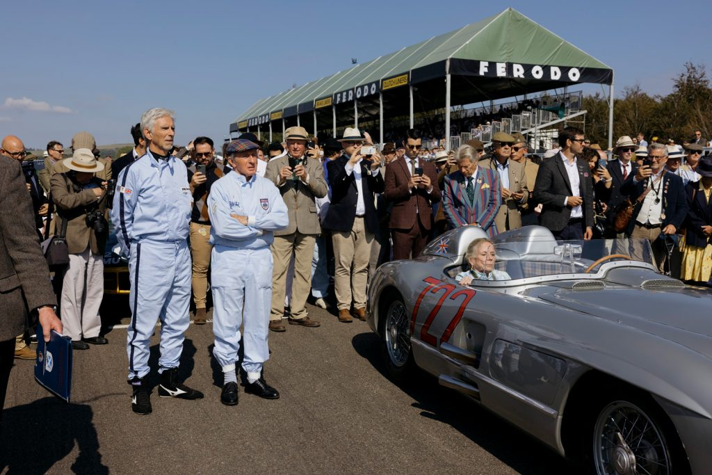Race Lines: Recordando Stirling Moss y # 722